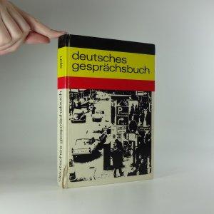 náhled knihy - Deutsches Gesprächsbuch : vysokošk. příručka