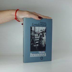 náhled knihy - Zdenka Braunerová