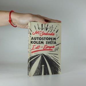 náhled knihy - Autostopem kolem světa - I. díl - Evropa