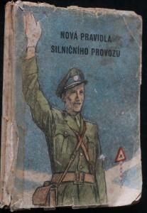 náhled knihy - Nová pravidla silničního provozu