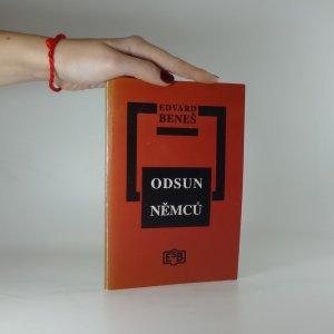 náhled knihy - Odsun Němců