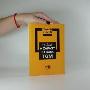 náhled knihy - Práce a zápasy po boku TGM