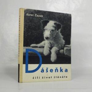 náhled knihy - Dášeňka čili život štěněte