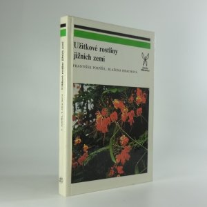 náhled knihy - Užitkové rostliny jižních zemí