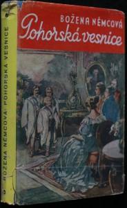 náhled knihy - Pohorská vesnice : [povídka ze života lidu venkovského]