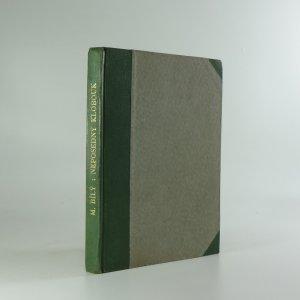 náhled knihy - Neposedný klobouk : humoristický román