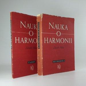 náhled knihy - Nauka o harmonii. Methodika. Úlohy.