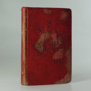 náhled knihy - Sborník sokolský : Kalendář na obyčejný rok 1891