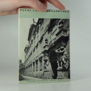 náhled knihy - Palác Glam-Gallasovský