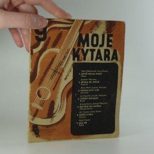 náhled knihy - Moje kytara 9