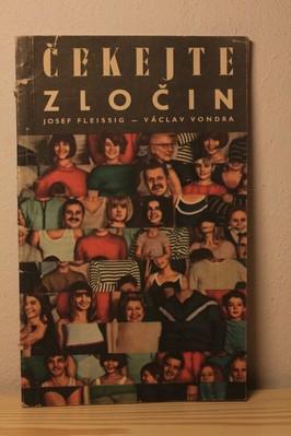 náhled knihy - Čekejte zločin : Příběh roku 1990