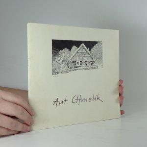 náhled knihy - Antonín Chmelík - obrazy a kresby z rodného kraje