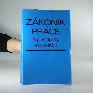 náhled knihy - Zákoník práce a předpisy souvisící