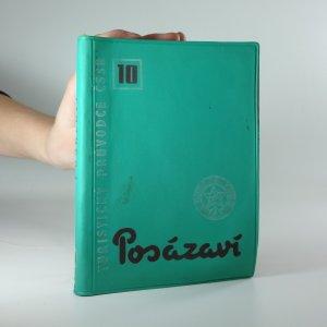 náhled knihy - Posázaví (Turistický průvodce ČSSR - svazek 10)