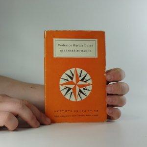 náhled knihy - Cikánské romance