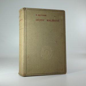 náhled knihy - Dějiny malířství