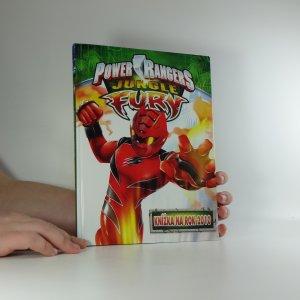 náhled knihy - Power Rangers Jungle Fury : knížka na rok 2010