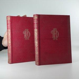 náhled knihy - Před bouří 1. - 2. díl: Maratův sen, Slečna de la Bretonne