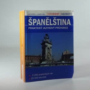 náhled knihy - Španělština - praktický jazykový průvodce
