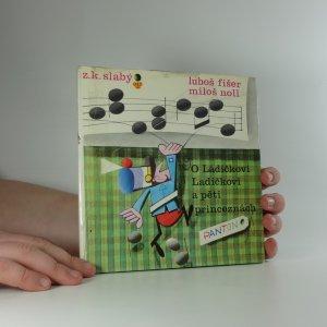 náhled knihy - O Ládíčkovi Ladičkovi a pěti princeznách