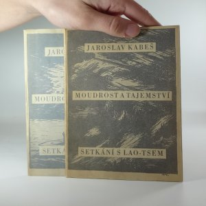náhled knihy - Moudrost a tajemství – Setkání s Lao-Tsem: kniha I. a II.