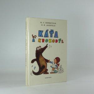náhled knihy - Káťa a krokodýl : pro malé čtenáře