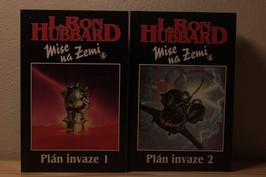 náhled knihy - Mise na Zemi. Díl 1, Plán invaze I. a II. díl