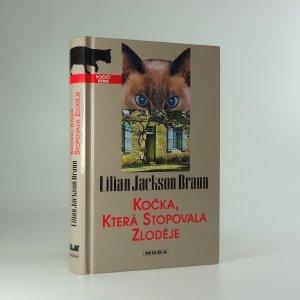 náhled knihy - Kočka, která stopovala zloděje