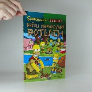náhled knihy - Simpsonovi 12. Prčou napakovaný potlach