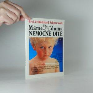 náhled knihy - Máme doma nemocné dítě