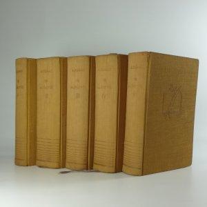 náhled knihy - Tři mušketýři. 5 sv. (díly v poznámce)