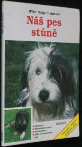 náhled knihy - Náš pes stůně : prevence, poznávání nemocí, první pomoc