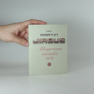 náhled knihy - Magorova mystická růže
