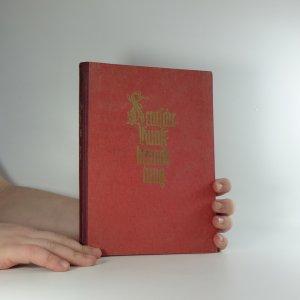 náhled knihy - Deutsche Kunstbetrachtung