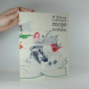 náhled knihy - Moje zvířata