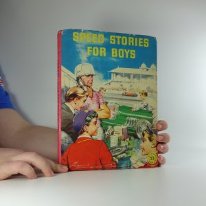 náhled knihy - Speed Stories for Boys