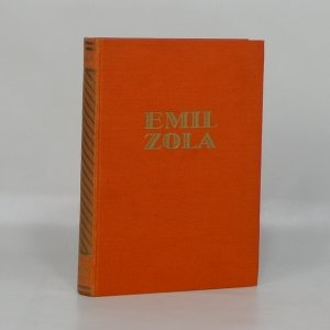 antikvární kniha 15 svazků Emila Zoly, neuveden