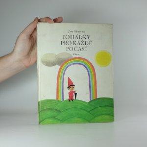 náhled knihy - Pohádky pro každé počasí
