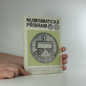 náhled knihy - Numismatická Příbram I