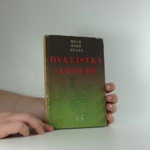 náhled knihy - Dva lístky a poupě