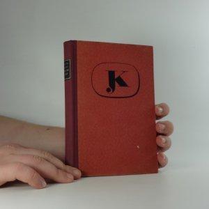 náhled knihy - Marnotratná pout