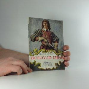 náhled knihy - Kronika vlády Karla IX. : (1829)