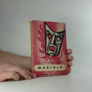 náhled knihy - Mariola