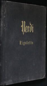 náhled knihy - Rigoletto oper von G. Verdi