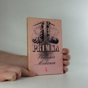 náhled knihy - Přímka