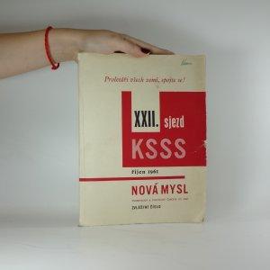 náhled knihy - XXII. sjezd KSSS (říjen 1961)