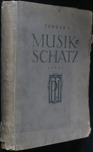 náhled knihy - Tonger's Musikschatz