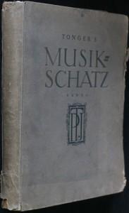 náhled knihy - Tonger's Musikschatz