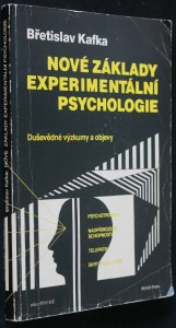 náhled knihy - Nové základy experimentální psychologie : duševědné výzkumy a objevy