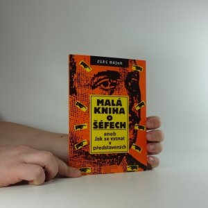 náhled knihy - Malá kniha o šéfech, aneb, Jak se vyznat v představených